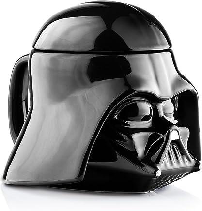 Preisvergleich für Star Wars 21294 - Darth Vader 3D-Keramiktasse, 12 x 14 x 15 cm