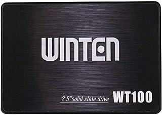 SSD 120GB 5年保証 WT100-SSD-120GB 新パッケージ WINTEN 内蔵型SSD SATA3 6Gbps 3D NANDフラッシュ搭載 デスクトップパソコン、ノートパソコン、PS4にも使える2.5インチ エラー訂正機能 省...
