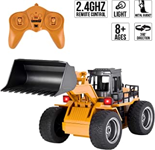 Best remote control bulldozer toy Reviews