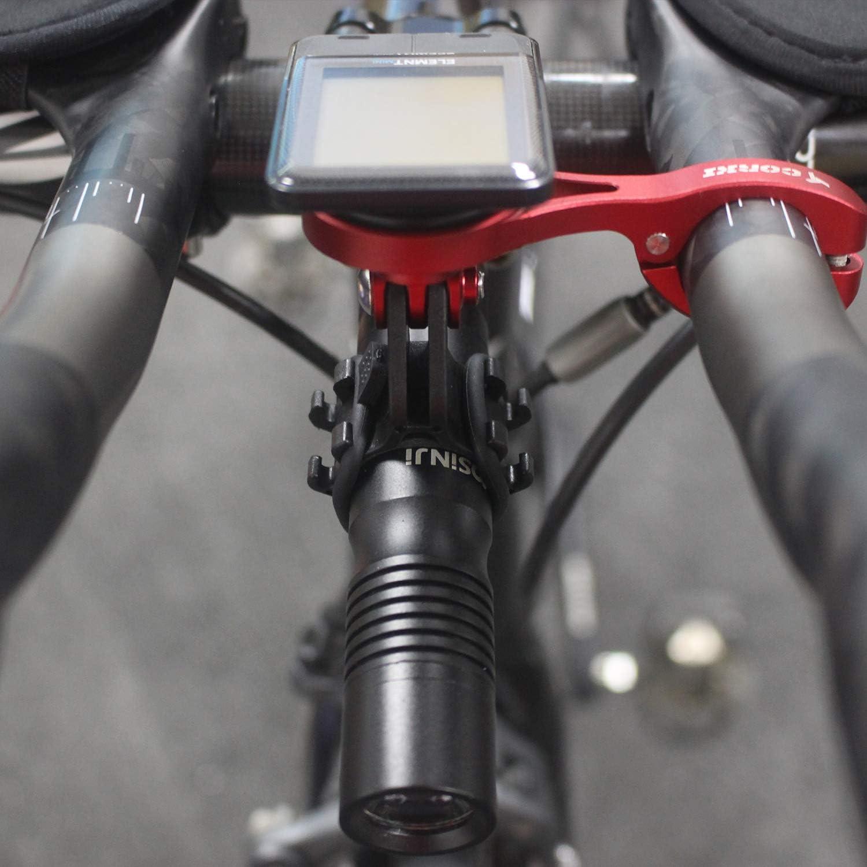 Corki Wahoo TT Fahrradhalterung TT Lenkerhalterung f/ür Wahoo Fahrradcomputer ELEMNT BOLT//ELEMNT MINI//ELEMNT ROAM
