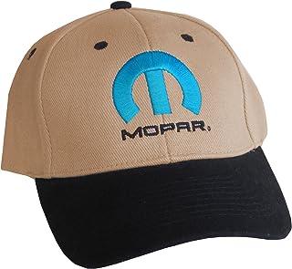 Gregs Automotive Hat Cap Khaki/Black Compatible with Mopar - Bundle with Driving Style Decal