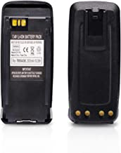PMNN4077, PMNN4077C, PMNN4066 Battery, Compatible with Motorola XPR6550, PR6380, XIRP6500 and More Models, Click to Find Out More [2019 Upgraded Model, High Capacity, 2600mAh, 19.2Wh, 7.4V, Li-ion]