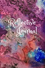 Reflective Journal: (Water Color Theme) (Naked Painter Books)