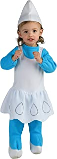 Smurfette Baby Infant Costume - Toddler
