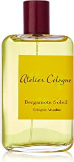 Atelier Cologne Bergamote Soleil for Unisex, 6.7 oz Cologne Absolue Spray