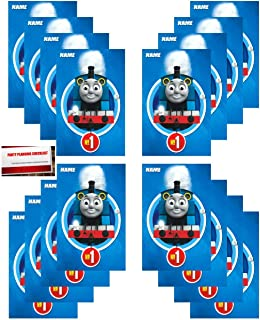 thomas the train treat bags