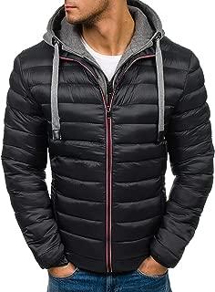 Winter Jacket Men Clothes Hooded Parka Cotton Coat Men Keep Warm Jackets Coats