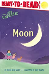 Moon: Ready-to-Read Level 1 (Our Universe) Kindle Edition