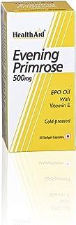 HealthAid Evening Primrose Oil 500 mg - 60 Capsules