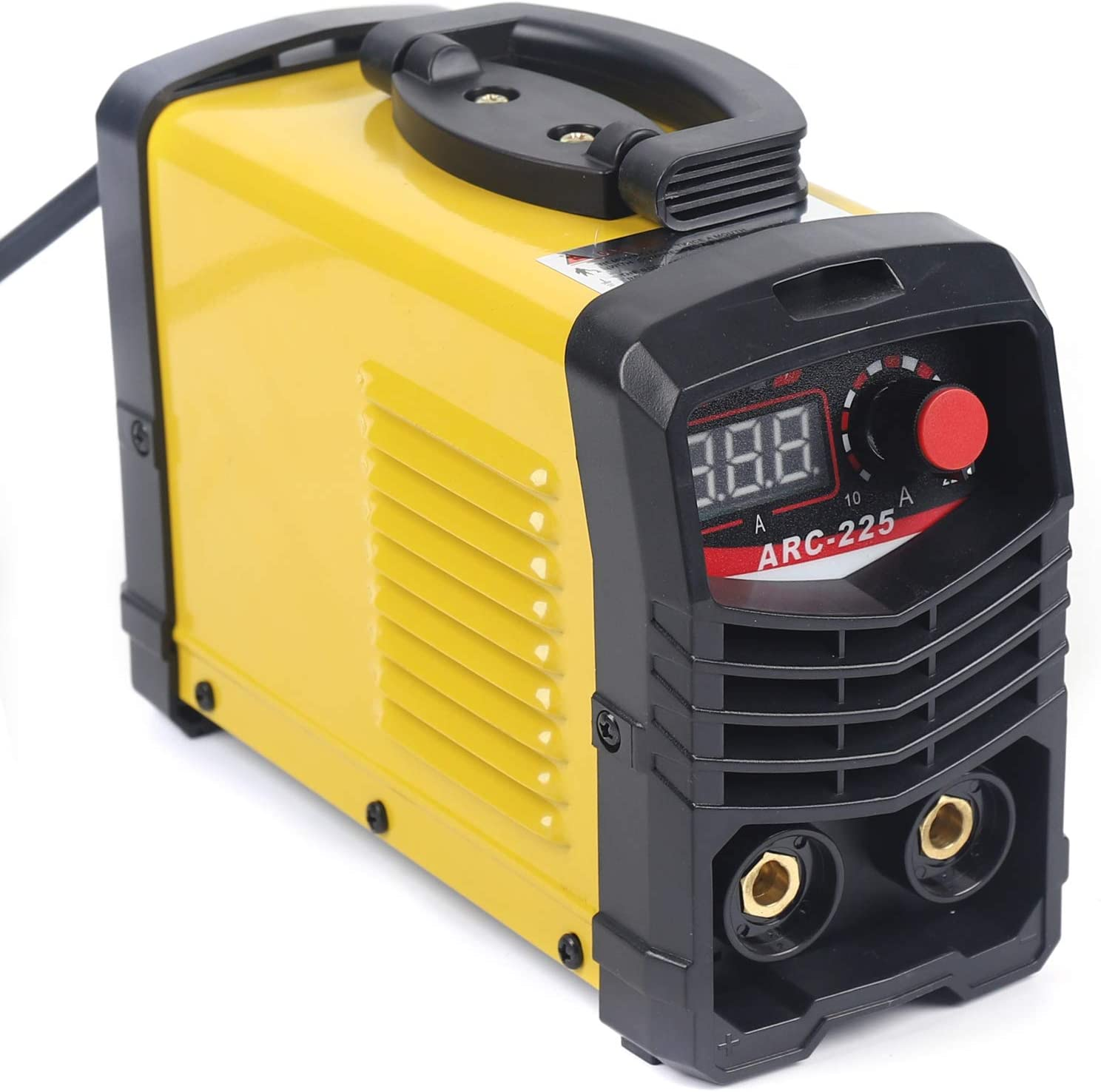 OFFicial Electric Welding Machine 225A Charlotte Mall ARC 110V MMA Mini
