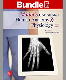 Gen Combo LL Maders Understanding Anat & Phys; Connect W/Learnsmart Labs Access Card