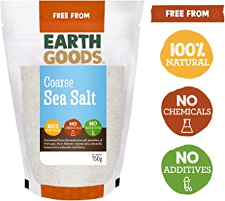 Earth Goods Coarse Sea Salt, 750 gm