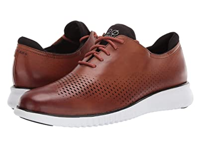 Cole Haan 2.Zerogrand LSR Wing (British Tan/Black/Ivory) Men