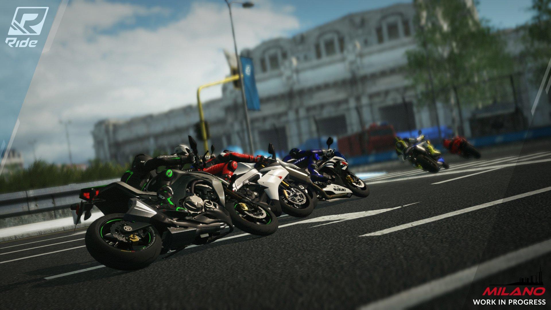 Ride (Xbox 360) [importación inglesa]: Amazon.es: Electrónica