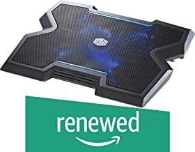Cooler Master NotePal X3 - Laptop Cooling Pad with 200mm Blue LED Fan (Renewed)