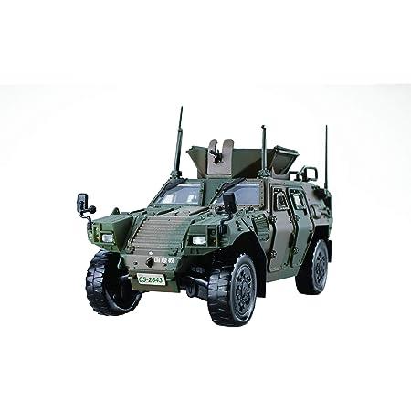 フジミ模型 1/72 ミリタリーシリーズ No.17 陸上自衛隊 軽装甲機動車 (国教隊) (2両入り)プラモデル ML17