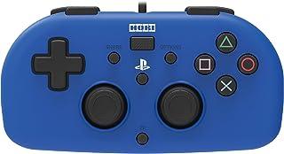 【SONYライセンス商品】ワイヤードコントローラーライト for PS4 ブルー【PS4対応】