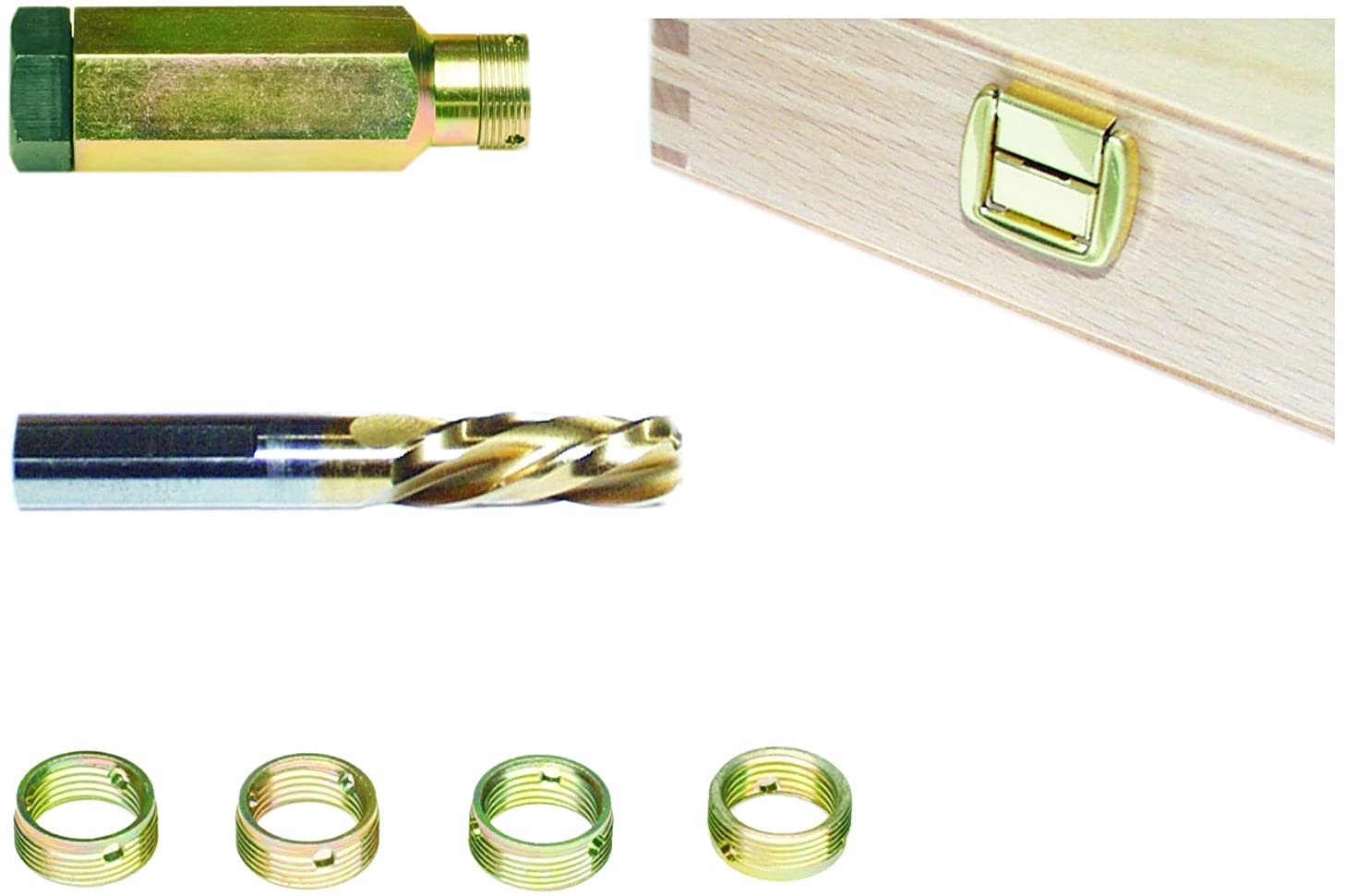 Mueller-Kueps 505 218 Oxygen Sensor Repair Kit