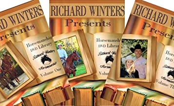 Richard Winters Horsemanship Library Vols 1-3 DVDs
