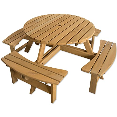 Wooden Garden Table And Chairs Amazon Co Uk