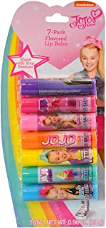 Jojo Siwa Lip Balms, 7 Count