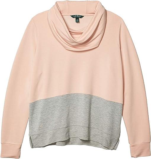 Pink Hydrangea/Pearl Grey Heather