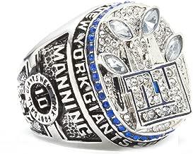 HTEGAE The Year 2011 for Men's New York Giants Championship Rings
