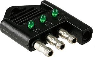 Ucostore Shop-Tek/C-H 4-Way Trailer Light Tester - 3 funções indicadores LED, CZTLT - Vendido apenas
