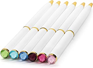 Fancy Pens for Women | Set of 12 Colorful Diamond Pens | Perfect Gift for Teachers, Girls, Women