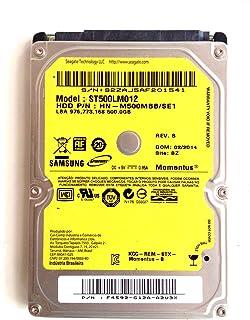 Hd Samsung 500gb Sata St500lm012 Notebook #1315