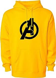 More & More Unisex Super Hero Avenger Printed Cotton Hoodies | Superhero Sweatshirt |Endgame