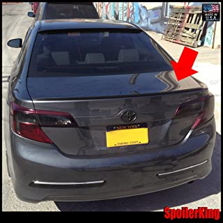 Spoiler King Trunk Lip Spoiler (244L) compatible with Toyota Camry 2012-2014