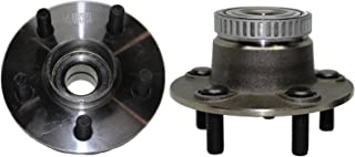 Brand New (Both) Rear Wheel Hub and Bearing Assembly for - 98-00 Chrysler Cirrus/Plymouth Breeze/Stratus - [98-06 Chrysler Sebring Convertible] - 01-06 Sebring (4 Door Sedan) - [01-06 Dodge Stratus]