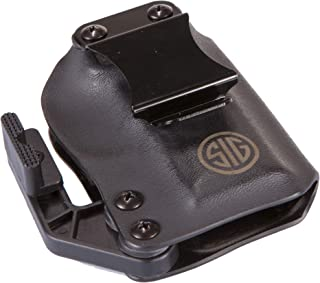 Sig Sauer IWB P365 Right Hand Black Holster