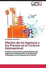 Efectos de los Ingresos y los Precios en el Turismo Internacional: Análisis Econométrico de los Efectos de Ingresos y Precios sobre el Turismo de ... en el Contexto de El Caribe (Spanish Edition)