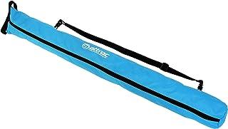 ATTRAC Sacca trasporto per bastoncini nordic walking e trekking - Borsa super leggera e con cinghia regolabile (75 x 12 cm...