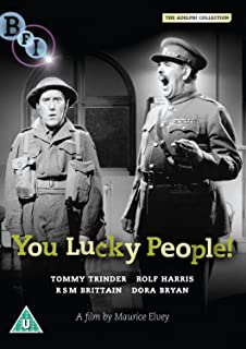 The Adelphi Collection: You Lucky People! [DVD] [Reino Unido]