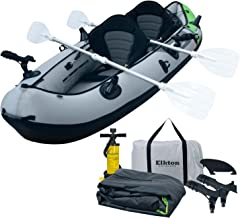 sevylor tahiti inflatable kayak