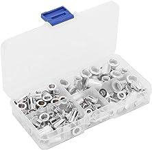 Porca de rebite de alumínio, porca de inserção de excelente efeito estável, amplamente utilizada, instrumentos Elevadores ...