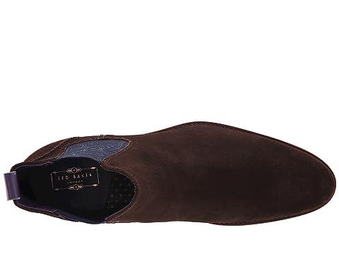 Leatherdark Noir 4 Ted Suède Leatherbrown Brun Tan Boulanger Camroon wqOn7axAS