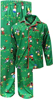 Best peanuts christmas pajamas boys Reviews