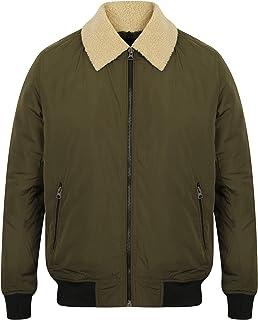 Tokyo Laundry Allingham Sherpa Lined Collar Bomber Jacket