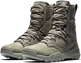 """Nike SFB Field 2 8"""" Men's Outdoor Hiking Boots,Sage/Sage,AO7507-201"""