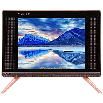 Mini televisor portátil HD de 17 Pulgadas DVB-T2 LCD Smart TV HDMI ...