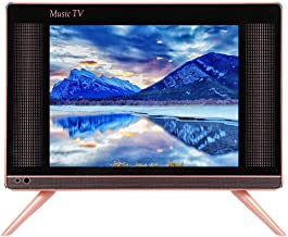 $139 » Focket LCD TV, 15 Inch 16:9 High Definition Portable Mini Television 1366x768 High Resolution HD Smart TV Monitor Built-in Bass Speaker with Bass Sound Quality, HDMI,USB,VGA Port,TV/AV(US)