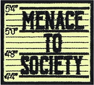 Best menace to sobriety patch Reviews
