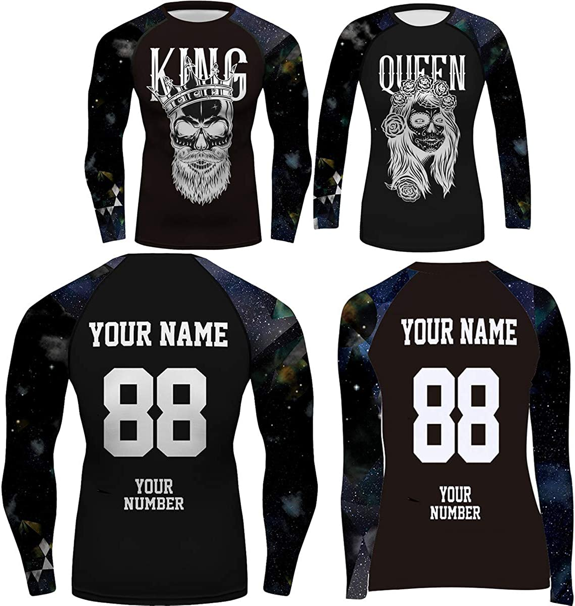 O2TEE King Queen Custom Create Ranking TOP4 Ranking TOP14 Your own Quick UV Dr Protection