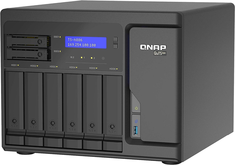 Amazon.com QNAP TS h20 20 Bay Enterprise NAS with Intel Xeon D ...