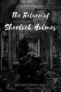 The Return of Sherlock Holmes: Illustrated - Vintage Classics Edition