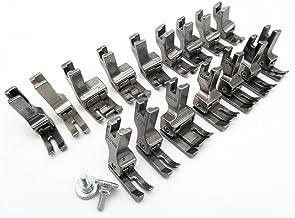 KUNPENG - #KP-PF16 Industrial SEW Machine 16 Metal COMPENSATING Foot 1SET